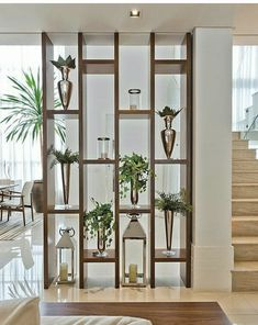 4 tips to successfully decorate your living room Living Room Divider Living Room Partition Design, Living Room Divider, Room Partition Designs, Partition Ideas, Wood Partition, Living Room Tumblr, Home Living Room, Living Room Decor, Apartment Living