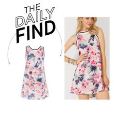 The Daily Find: Sugarlips Floral Dress