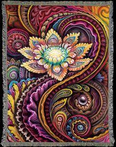 Flower Power ~ Randal Roberts & Morgan Mandala