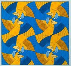 How to draw Tessellations: for famous artist Escher. From super art teacher Juliana Kunstler.