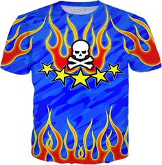 Check out my new product https://www.rageon.com/products/flamin-5-star-g-4 on RageOn!