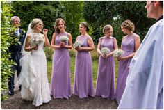 Bridal party at Worcester wedding #bridalparty