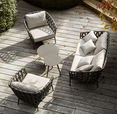 Looms Rattan Gartenmöbel Pforzheim   Fennec Loungemöbel | Outdoor Living @  Looms | Pinterest | Rattan