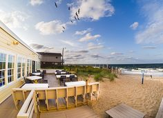 """""""Oceanfront Views and Award-Winning Food at The Beachside Bistro"""" - Read in Outer Banks This Week Magazine"""