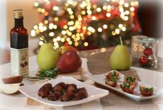 Bacon-Wrapped Dates Stuffed with Pistachios & Chives #TDAYROUNDUP Entry via @Kayla Nelson
