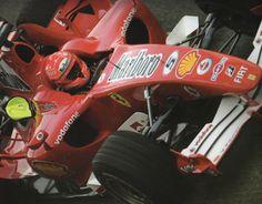 2006 Mugello Ferrari 248 Michael Schumacher