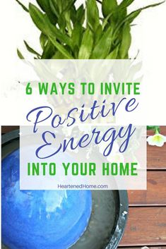 Increase the Positive Energy in your Home with Feng Shui - ideas and tips to invite positive energy and increase the joy and abundance in your life with these 6 home decor ideas. Feng Shui Art, Feng Shui Cures, Feng Shui Tips, Feng Shui History, Fen Shui, Feng Shui Principles, How To Feng Shui Your Home, Feng Shui Colours, Positive Energie
