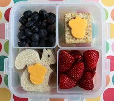 Bento Lunches for Babies & Toddlers Toddler Lunch Box, Toddler Lunches, Toddler Food, Family Meals, Kids Meals, Tasty, Yummy Food, Fun Food, Whats For Lunch