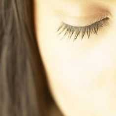 The eyelid is extremely sensitive and should be handled with care.