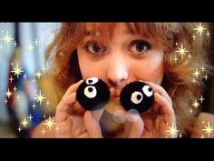 DIY: Soot Sprites From Totoro! - YouTube
