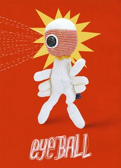 Eyeball - Lalala Toys