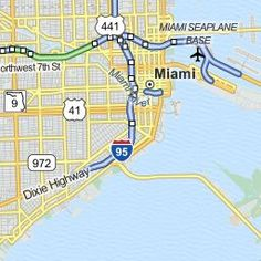 Miami Florida Fl Zip Code Map Locations Demographics List Of