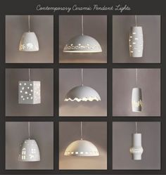 Ceramic lighting fixtures have been one of the favorite choices of lamps these days. These lamps are extraordinarily designed. Based ...