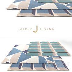 Jaipur Living Contemporary Rug Set
