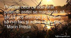 Marin Preda Quotes