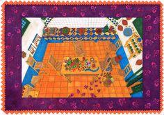 Rosa Maria Unda Souki, Todo Es Para Ti, 2015, Grease pencil and marker pen on paper, 29,7 x 42 cm, Courtesy Galerie Dukan | Galerie Dukan