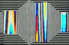 Xero Lino, Superimposed impressions and Optical Research   Amelie Petit Moreau