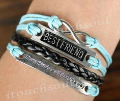 best friend bracelets - Google Search