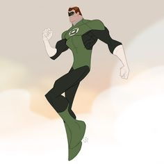 Green Lantern by Sean Galloway *