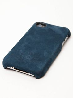 iphone case--- suede, i think