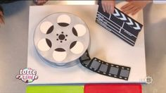 Video Tutorial for Film Reel and Director's Board