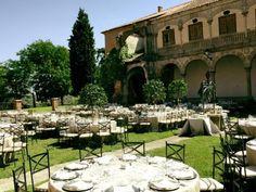 Los 12 mejores lugares para celebrar tu boda cerca de Madrid