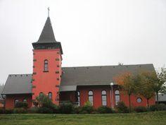 Evangelický kostel - Dolní Poustevna - severní Čechy