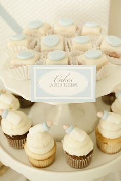 blue baby shower 7