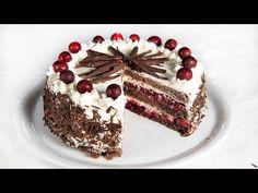 Méltán világhírű: Feketeerdő torta (Szécsi Szilvi) - YouTube