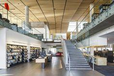 Bibliothèque du Boise - Beaudoin Hurens