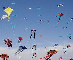 Con el viento a favor este 18 de marzo volarán papalotes