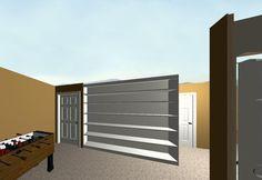 Storage shelving in Shrewsbury, MA basement remodel