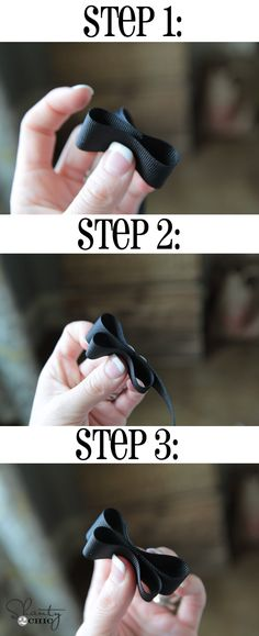 Shoe Clips – DIY