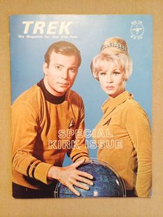Items similar to Trek Special : The Magazine for Star Trek Fans Issue No. 19 - Special Double Issue (Fall on Etsy Series Movies, Tv Series, New Star Trek, Star Trek Series, Paramount Pictures, For Stars, Live Action, Science Fiction, Fans