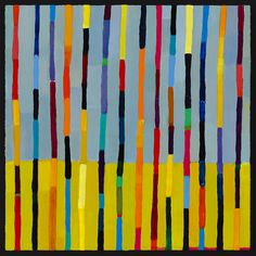 From CIRCA Gallery, Kathleen Waterloo, Here's That Rainy Day Encaustic on panel, 30 × 30 in Geometric Painting, Abstract Art, Canopy Architecture, Encaustic Painting, Fine Art Gallery, Modern House Design, Contemporary Paintings, Pattern Art, Quilting Designs