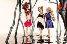 Kết quả hình ảnh cho Vogue Girl Korea 2009