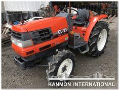 Kubota, Tractors, Japanese, Japanese Language