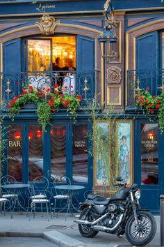 Photographic Print: Historic La Perouse Restaurant in Saint Germain Des Pres, Paris France by Brian Jannsen : Paris France, Places To Travel, Places To See, Image Paris, Hotel Des Invalides, Beautiful Paris, Paris Cafe, Paris Paris, Saint Germain