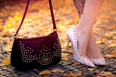 #fashion #shoes Little Mistress Black and Gold Baroque dress CATS & DOGS Berlin fashion blog 3 by Ricarda Cosima, via Flickr