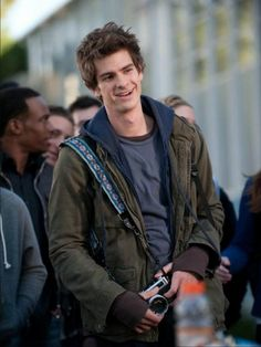 The Amazing Spider-Man - andrew garfield - peter parker