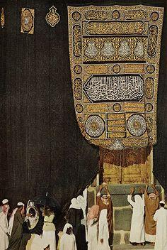 Mekke Kapısında, 1972
