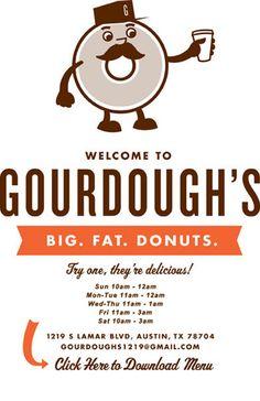 Gourdough's - Austin, TX