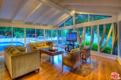 Salma Hayek Lists Hollywood Hills Home For Lease