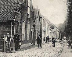 De Oostlaan in 1903.