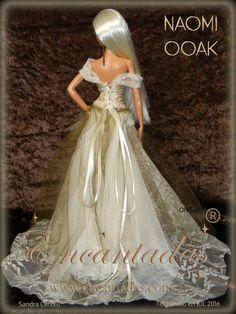 OOAK - NAOMI - Back by Encantadas.deviantart.com on @DeviantArt