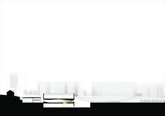 Aires Mateus Wins Competition to Design New Pôle Muséal of Lausanne,Section. Image © Aires Mateus