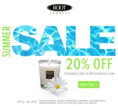 Summer Sale is heating up with 20% off in stores and online!