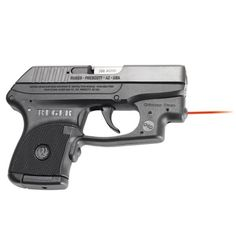 Crimson Trace LG-431 Laser Sight for Ruger LCP with Pocket Holster