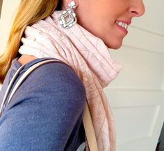 Stella & Dot Summer preview.  I can't wait for these convertible earrings and scarf to arrive. #lifeinaccessories #sdstyle