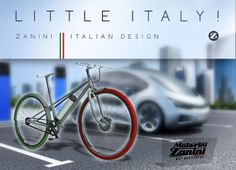 Little Italy!, la nuova bicicletta elettrica firmata Motorini Zanini è tutta da scoprire. SCOPRI COME AVERLA IN ESCLUSIVA! Il futuro è già qui...  #LittleItaly #ebike #bicicletta #electricbike #energy #bibicletta